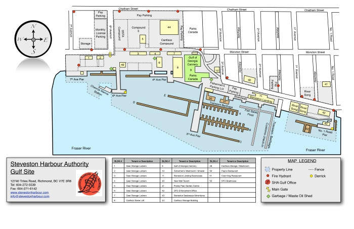 Steveston Harbour Gulf Site Map (June 2017).pages